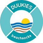 Duukies Beachsocks logo